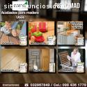Osmo – acabados para madera Exterior e