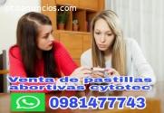 pastilla abortiva Riobamba 0981477743