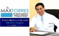 Pioneros en Cirugía Robótica en Ecuador
