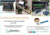 Reemplazo bateria de UPS - Bateria UPS