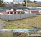 Terreno en venta - Zona norte de Ambato