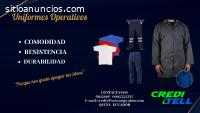 UNIFORMES OPERATIVOS QUITO;