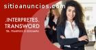 Interpretes El Salvador - Transword