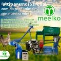 Mini Planta Meelko MKFD260A gallinas