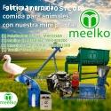Mini Planta Meelko MKFD260A patos