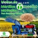 Molinos  para granos de cebada