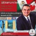 obtener su visa, certificación y otros..
