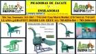 PICADORAS DE ZACATE Y ENSILADORAS