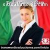 Traducciones Certificadas en Italiano