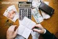 Un prestamista privado sin garantía