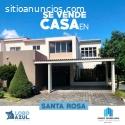 Venta de Casa en Santa Rosa