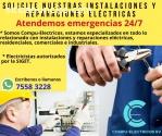 Emergencias eléctricas.