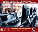 Mantenimiento a centros de computo