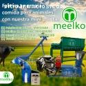 Mini Planta Meelko MKFD260A búfalos