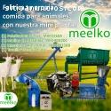 Mini Planta Meelko MKFD260A  cabras
