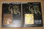 2 tomos taller de las artes