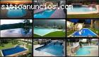 Construcción de piscinas Barcelona