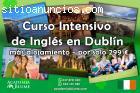 Curso de ingles+ alojamiento en Dublin