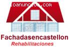 Pintar y Rehabilitar Fachadas ,Castellon
