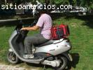 Cajon Moto Reparto Pizza Bolsas Termicas