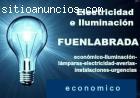 ELECTRICISTA barato  en FUENLABRADA