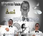 actores como camareros falsos Asturias
