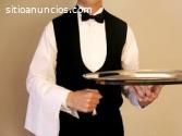 Actualmente buscamos camareros, cocinero