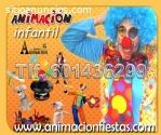 animación para niños en Madrid