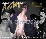 antiboy para despedidas en Asturias