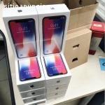 Apple iPhone X 64GB $800