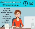 Asistente administrativo(a) virtual medi