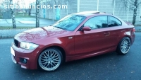 BMW 1-series 120? 1M coupe M Sport 2008,