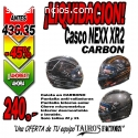 CASCO NEXX XR2 CARBON