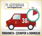 ¡Chamartín! 625-700540≡ Portes baratos -