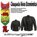 Chaqueta economica negra