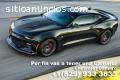 Chevrolet Camaro de segunda mano
