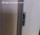 Colchón de espuma Sultan, de marca Ikea