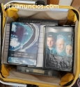 Coleccionistas y Aficionadas cintas VHS