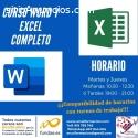 Curso de Word y Excel