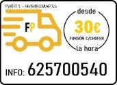 (En Ciudad Lineal) =625700540….Mudanzas
