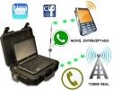 Equipos para espionaje de celulares