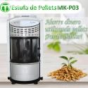 Estufa De Pellets MK-P03
