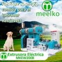 extrusora electrica MKEW200B
