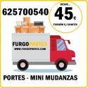 Fletes Alcobendas(*625700540*) MiniMudan