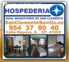 ⭐ Hospedería Monástica, En Sevilla, Anda