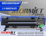 Impresora photocall lona lienzo vinilos