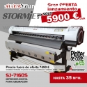 Impresora sublimacion Stormjet SJ7160S