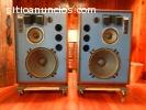 JBL 4345 Studio Monitors