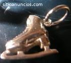 JOYAS PATINAJE Y HOCKEY en oro y plata