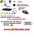 KIT VIDEOVIGILANCIA DOMO VARIFOCAL HD